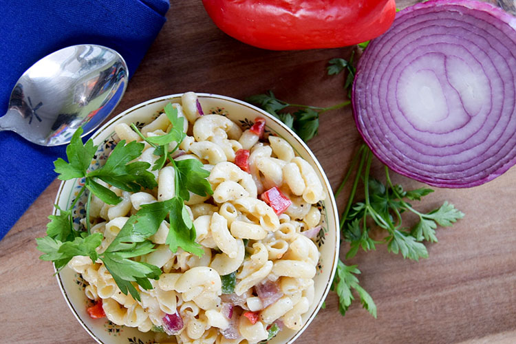 Easy pasta salad with olive oil casa watkins living How long will spaghetti last in the refrigerator