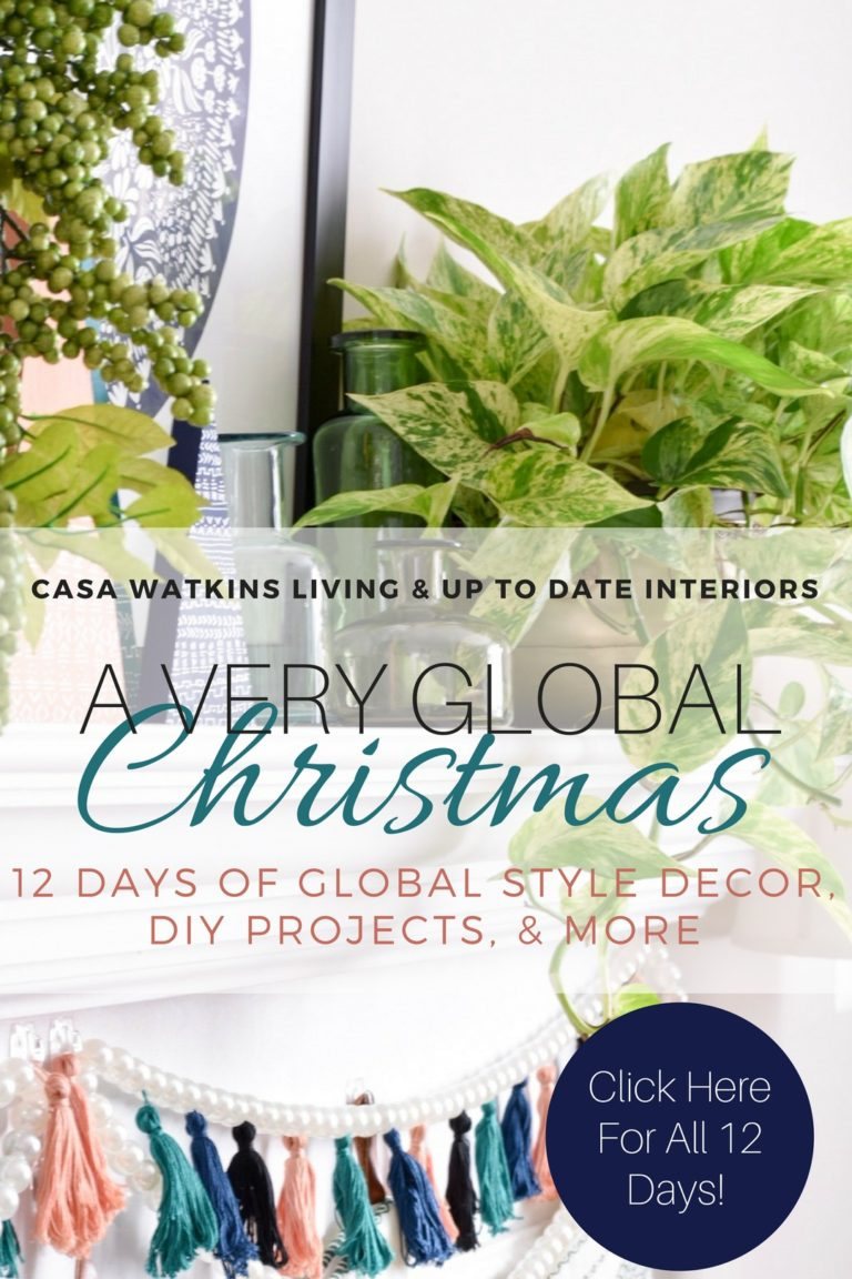 global style decor and projects for Christmas and winter